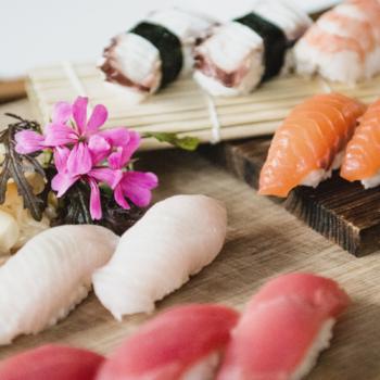 Kuchnia japońska / sushi